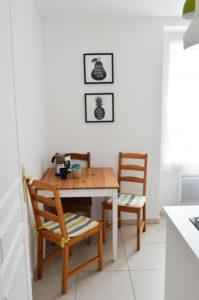 Table cuisine Les Joséphines