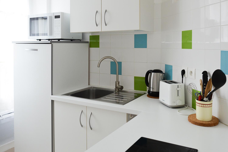 Appart Hotel - Airbnb - Residence Services - Appartement équipé - Rueil-Malmaison - La Défense - Paris